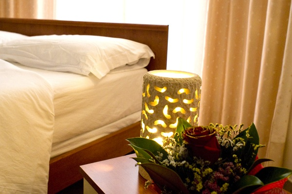 Le camere del Bed & Breakfast Nilosira sono confortevoli, spaziose e tutte dotate di terrazza privata ed attrezzata