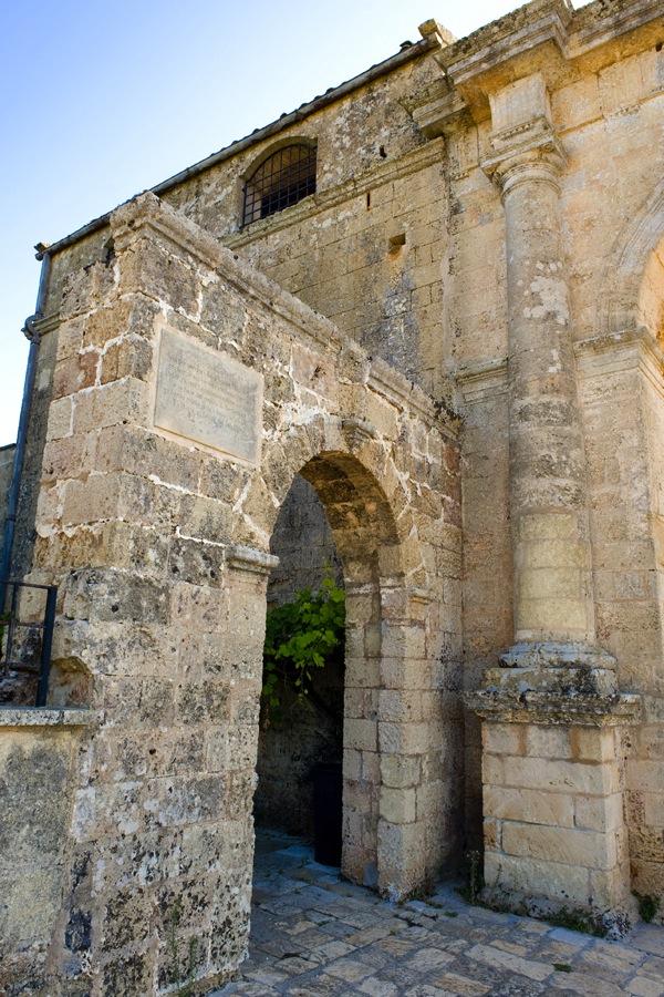 Santuario di Leuca Piccola, Barbarano del Capo, raggiungibile a piedi dal B&B Nilosira