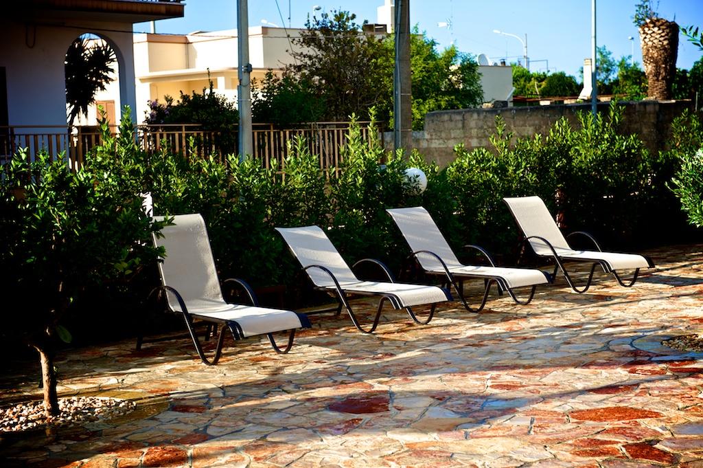 Area relax, per coccolare con tante coccole la tua vacanza Salentina, al B&B NiloSira a pochi passi dalla spiaggia Maldive del Salento